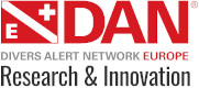 DAN Europe Research and Innovation Logo